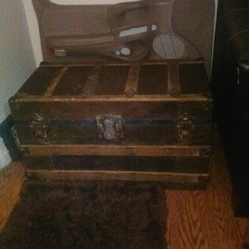 i have this chest any one interested - Furniture