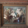 Very Special Person In Oak Frame... Copy Righted 1905 Gray Litho New York & Chicago