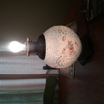 My Beautiful Unidentified Lamp, Please Help? - Lamps