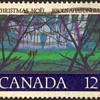 "1977 - Canada ""Christmas"" Postage Stamp"