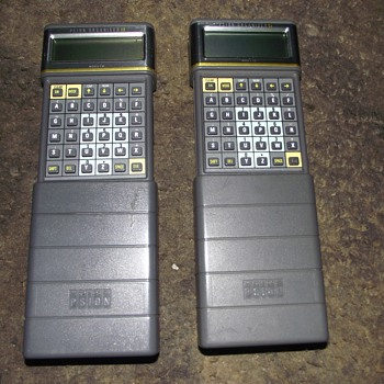 1986/89-psion organiser cm and lz. - Office