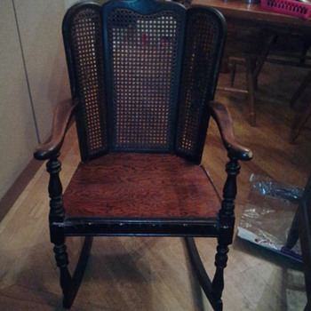 Cochran Chair Company Rocker