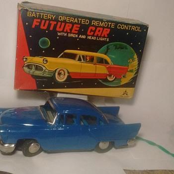 1950's Future Car !!!!!!!!