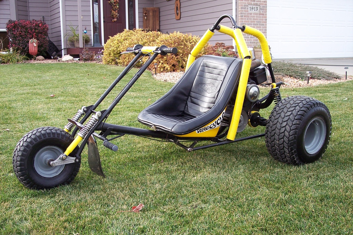 1970 S Dunecycle Collectors Weekly