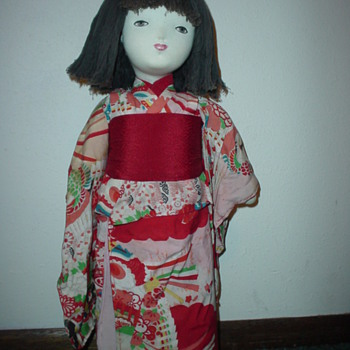 My Japanese Doll