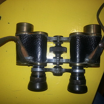 Chancellors and sons Dublin binoculars