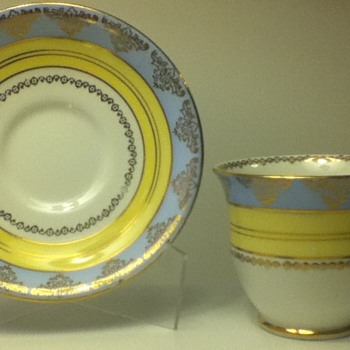 Royal Stafford Cup and Saucer Set - China and Dinnerware