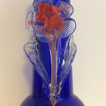 Kralik Deco flower vase - Art Glass