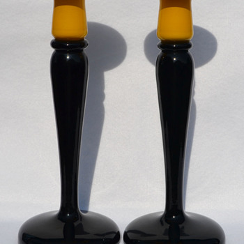Czech candle sticks