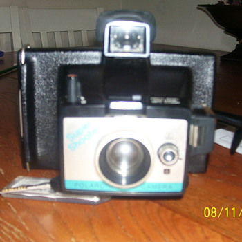 Polaroid Super Shooter Land Camera