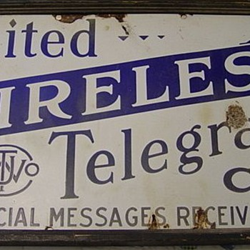 United Wireless Telegraph Co. - Telephones