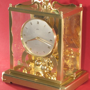 Schatz 1000 Day Clock Made in 1957