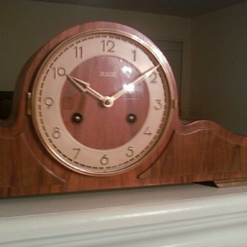 W. HAID CLOCK