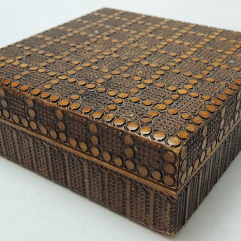 Trinket Box - HANDMADE IN POLAND