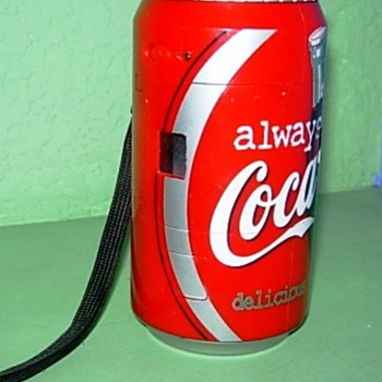 Coke Can Camera - Coca-Cola