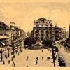 Postcard - Bruxelles, Belgium 1932