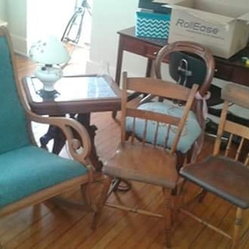 Great Grandmother's Rocking Chair - Furniture