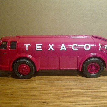 Texaco Vehicles - Petroliana