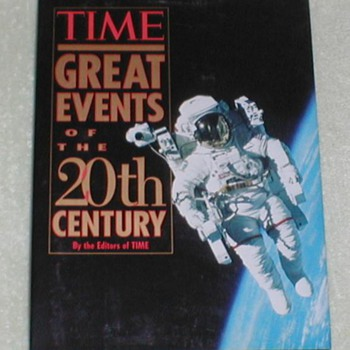 Great Events of the 20th Century - Books