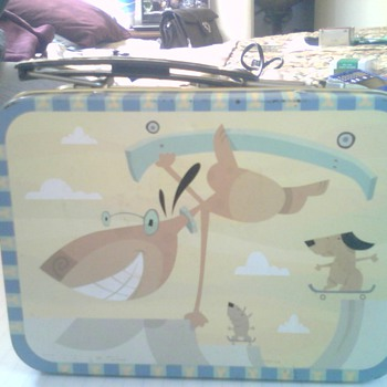 Joe Doggity Mini Lunch Box