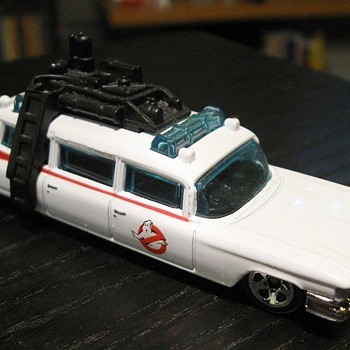 Movie &amp; TV Hot Wheels