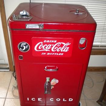 Coca Cola Vendo 23