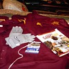 All-access pass and souvenirs for the University of Minnesota vs South Dakota State University football game