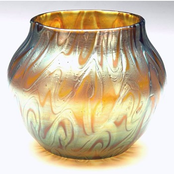 Loetz Phanomen Genre 7499 - Art Glass