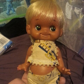 Please help me find out what kind of doll this is.