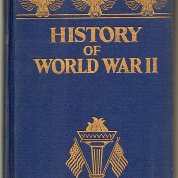 "1945 - ""History of World War II"" - Books"