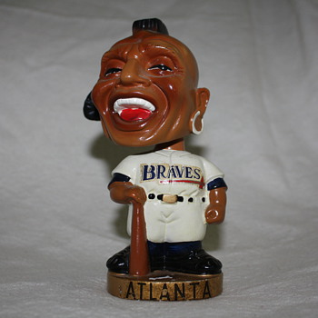 Atlanta Braves bobblehead.