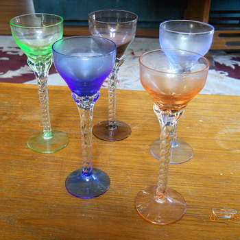 Glasses- Antique? - Glassware