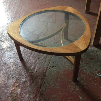 Danish teak table  - Mid-Century Modern