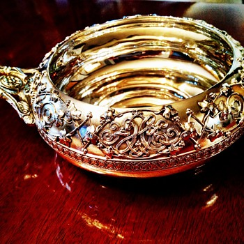 Tiffany & Co Sterling Porringer