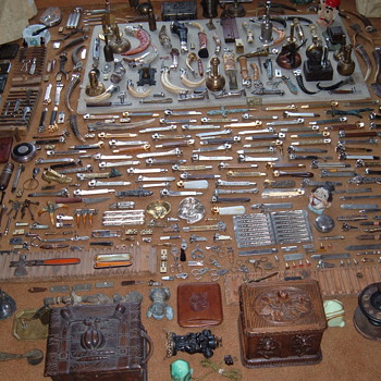 Lots of OLD CIGAR  cutters - Tobacciana