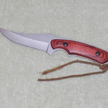 Fixed Blade Hunters Knife - Tools and Hardware