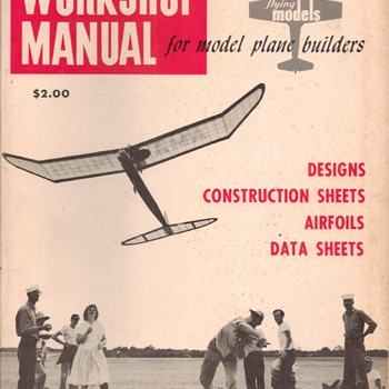 Workshop Manual for Model Plane Builders