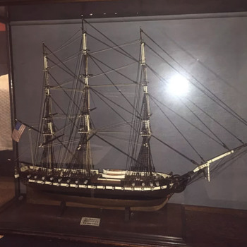 """U.S Constitution """"Old IronSides"""""""