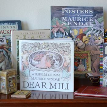 RIP Maurice Sendak - Books