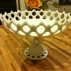 Westmoreland Doric Milk Glass ?