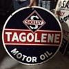 Skelly Tagolene Sign