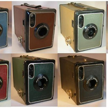 kodak brownie portrait no2 - Cameras