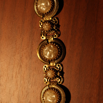 Unmarked Vintage Bracelet