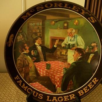 Fidelio Home-Keg Service Tray - Breweriana