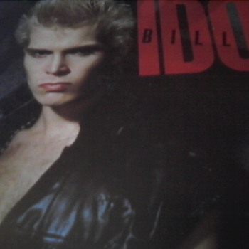 Billy Idol - Records