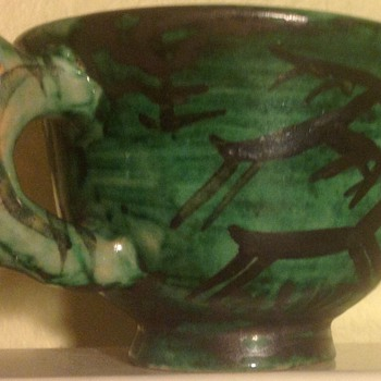 My Recent indulgence - Art Pottery