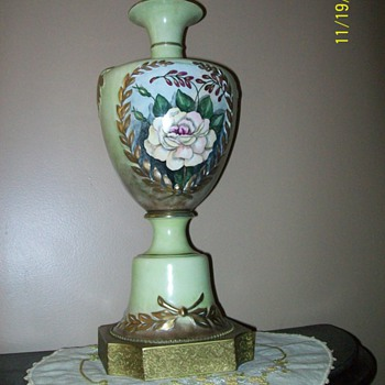 victorian table lamp - Lamps