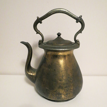 Very Old Mystery Teapot - Kitchen