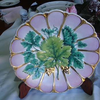 Schuman Berlin Plate before 1850 - China and Dinnerware