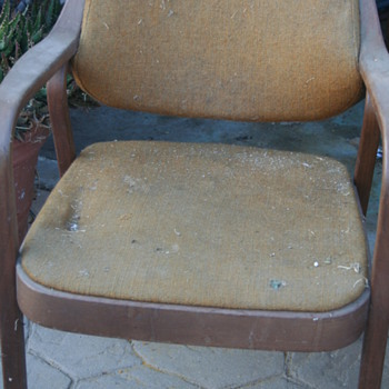 Found Chairs - Furniture